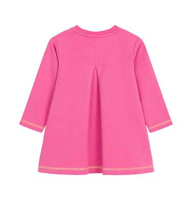 Endo - Sukienka z długim rękawem dla dziecka 0-3 lata N92H031_1