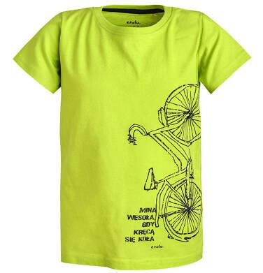 Endo - T-shirt dla chłopca 3-8 lat C81G089_1