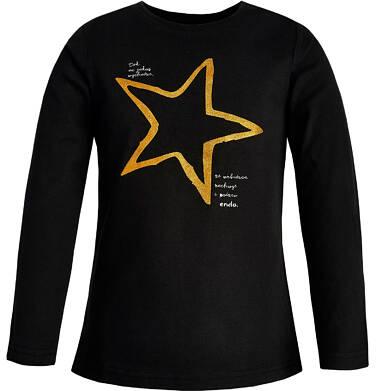 Endo - T-shirt z długim rękawem dla dziewczynki 9-13 lat D82G600_1