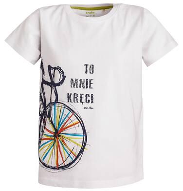 Endo - T-shirt dla chłopca 3-8 lat C81G090_1
