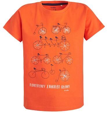 Endo - T-shirt dla chłopca 3-8 lat C81G091_1