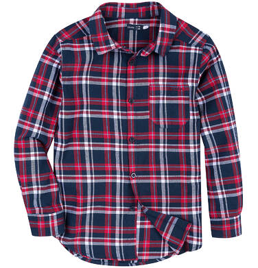 Endo - Koszula flanelowa dla chłopca 3-8 lat C62F005_1