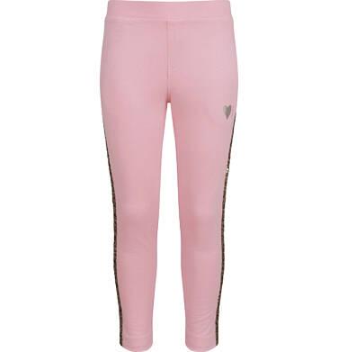 Endo - Tregginsy dla dziewczynki, różowe, 2-8 lat D04K074_2 2