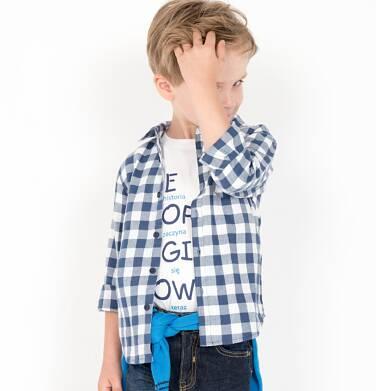 Endo - Koszula flanelowa dla chłopca 3-8 lat C62F007_1