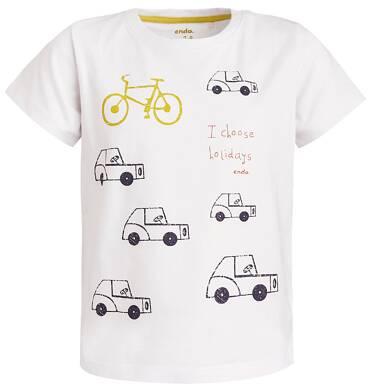 Endo - T-shirt dla chłopca 3-8 lat C81G093_2