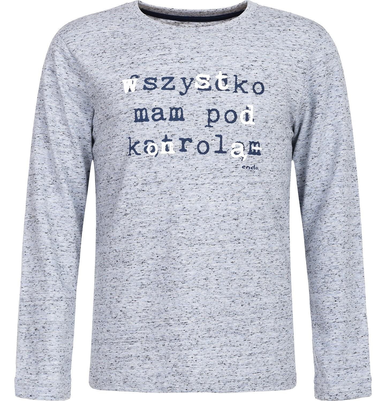 Endo - T-shirt z długim rękawem dla dziewczynki 9-13 lat D82G635_1