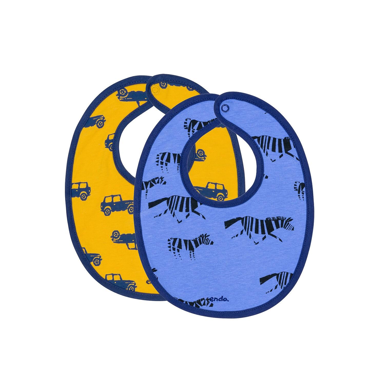 Endo - Śliniak dla niemowlaka dwupak N91M014_1
