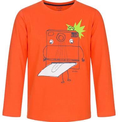 Endo - T-shirt z długim rękawem dla chłopca 9-13 lat C92G607_1