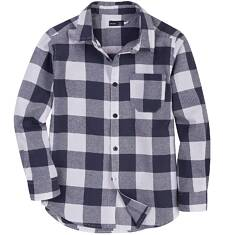 Endo - Koszula flanelowa dla chłopca 9-12 lat C62F507_1