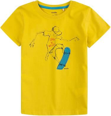 Endo - T-shirt dla chłopca 4-8 lat C71G122_1