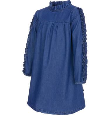 Endo - Sukienka z długim rękawem dla dziewczynki 9-13 lat D92H502_1