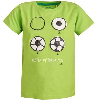 Endo - T-shirt dla chłopca 3-8 lat C81G098_1