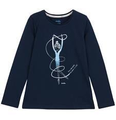 Bluzka z długim rękawem dla dziewczynki 3-8 lat D62G130_1