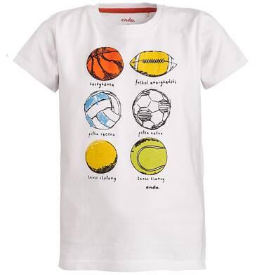 Endo - T-shirt dla chłopca 3-8 lat C81G100_1