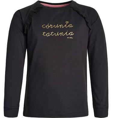 Endo - T-shirt z długim rękawem dla dziewczynki 9-13 lat D82G642_1