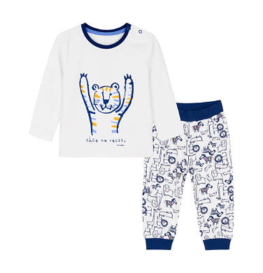 Endo - Piżama dla dziecka 0-3 lata N91V004_1