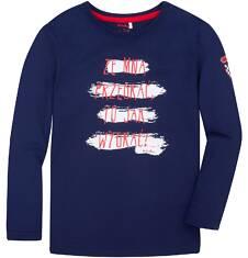 T-shirt z długim rękawem dla chłopca 3-8 lat C72G022_1