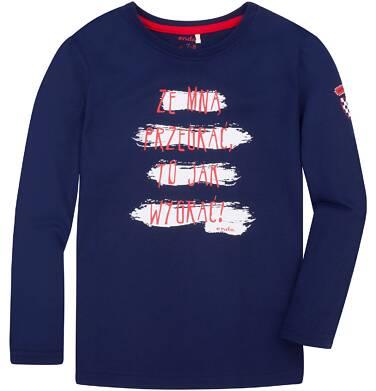 Endo - T-shirt z długim rękawem dla chłopca 3-8 lat C72G022_1