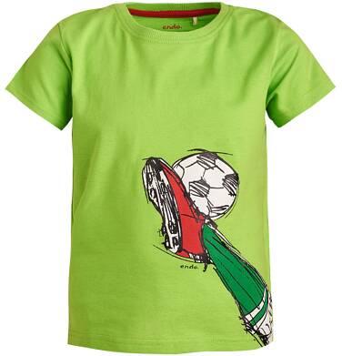 Endo - T-shirt dla dla chłopca 3-8 lat C81G106_1