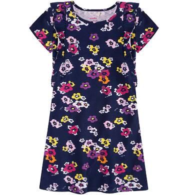 Endo - Sukienka z falbankami dla dziewczynki 9-13 lat D71H571_1