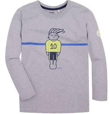 Endo - T-shirt z długim rękawem dla chłopca 3-8 lat C72G006_1