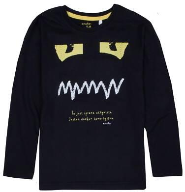 Endo - T-shirt z długim rękawem dla chłopca 3-8 lat C72G057_1