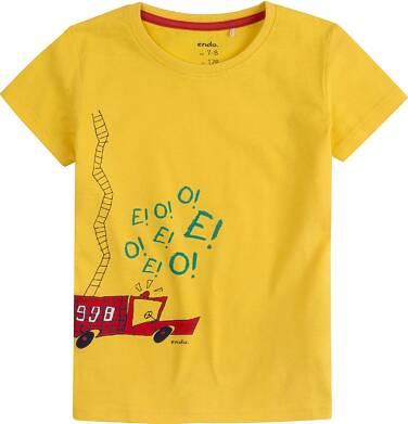 Endo - T-shirt dla chłopca 4-8 lat C71G149_1