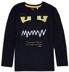 Endo - T-shirt z długim rękawem dla chłopca 9-13 lat C72G557_1