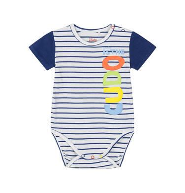 Endo - Body z krótkim rękawem dla dziecka 0-3 lata N91M019_1