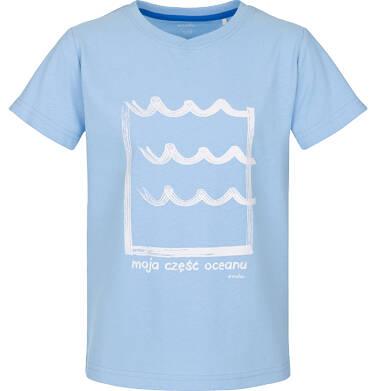 Endo - T-shirt z krótkim rękawem dla chłopca 3-8 lat C91G095_1