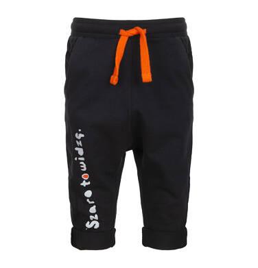 """Endo - """"Szaro to widzę"""" Spodnie niemowlęce 0-3 lata N82K021_2"""