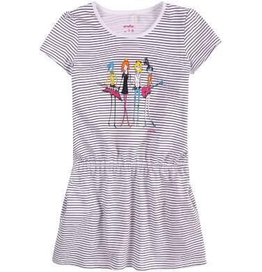 Endo - Sukienka z krótkim rękawem  dla dziewczynki 9-13 lat D71H504_1