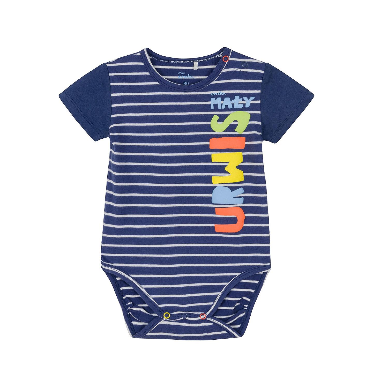 Endo - Body z krótkim rękawem dla dziecka 0-3 lata N91M022_1