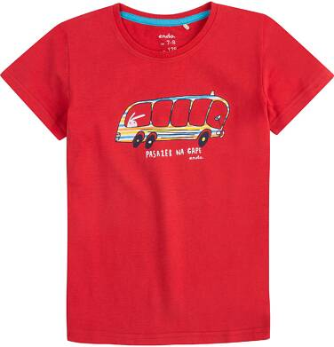 Endo - T-shirt dla chłopca 4-8 lat C71G151_1