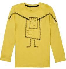 Endo - T-shirt z długim rękawem dla chłopca 9-13 lat C72G559_1
