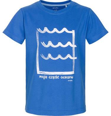 Endo - T-shirt z krótkim rękawem dla chłopca 3-8 lat C91G095_2