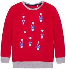 T-shirt z długim rękawem dla chłopca 3-8 lat C72G015_1