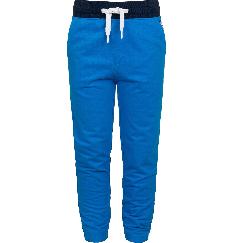 Endo - Spodnie dresowe dla chłopca, niebieskie, 2-8 lat C05K021_1