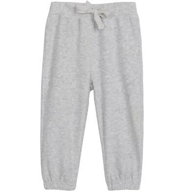 Endo - Welurowe spodnie dla niemowlaka N62K037_1