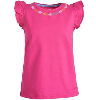 Endo - Bluzka z krótkim rękawem dla dziewczynki 3-8 lat D81G071_4