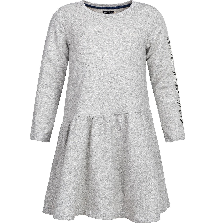Endo - Sukienka dresowa dla dziewczynki 3-8 lat D82H031_1