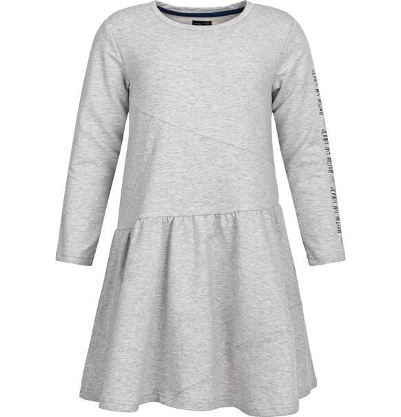 05aef936b3 Endo - Sukienka dresowa dla dziewczynki 3-8 lat D82H031 1