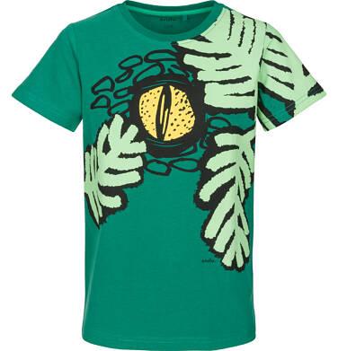 Endo - T-shirt z krótkim rękawem dla chłopca 9-13 lat C91G501_1