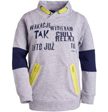 Endo - Bluza z półgolfem dla chłopca 9-13 lat C81C501_1