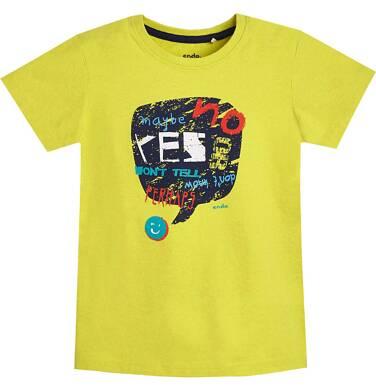 Endo - T-shirt dla chłopca 9- 13 lat C81G508_2