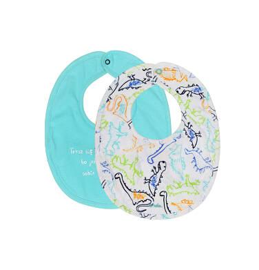 Endo - Śliniak dla niemowlaka dwupak N91M017_1