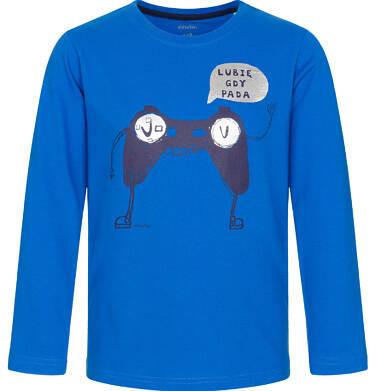 Endo - T-shirt z długim rękawem dla chłopca 3-8 lat C92G109_1