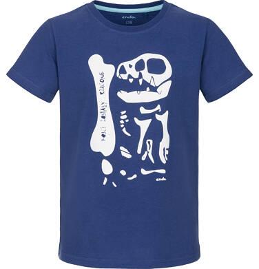 Endo - T-shirt z krótkim rękawem dla chłopca 9-13 lat C91G503_2