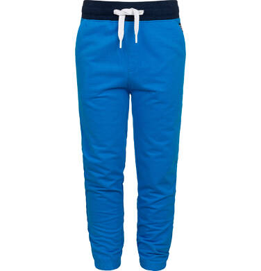 Endo - Spodnie dresowe dla chłopca, niebieskie, 9-13 lat C05K014_4 28