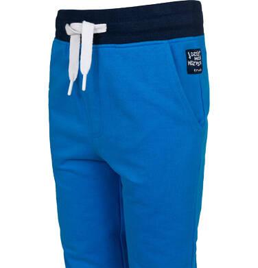 Endo - Spodnie dresowe dla chłopca, niebieskie, 9-13 lat C05K014_4,3